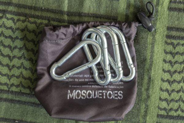 Mosquetões Armadeira